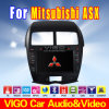 Reproductor de DVD estéreo GPS del coche para Mitsubishi Asx