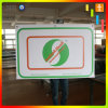 승진 (TJ-41)를 위해 기치를 광고하는 옥외 PVC 코드 기치