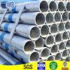Q235 galvanizó el tubo de acero, tubo plateado cinc del tubo