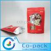 El papel de aluminio laminado se levanta la bolsa con el Ziplock