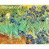 Pintura a óleo impressionista das flores (YXHH004)