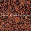 Het natuurlijke Graniet van de Steen van Trambestuurders Rode, Tegel van de Vloer van het Graniet van Finland de Rode