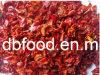 Peperoncino rosso rosso disidratato, intero fiocco del peperoncino rosso, polvere di peperoncino rosso