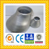 Reductor concéntrico del acero inoxidable