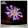 Lumière d'arbre de vacances de la rue DEL de motif décoratif extérieur de rue 2D