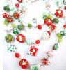 Fashion Necklaces/Bracelet Set (XMAS-01C)
