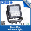 60W Super Bright Car LED Driving Work Light per Jeep