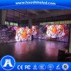 Grande colore completo P10 SMD TV esterna di pubblicità commerciale