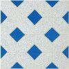 青い建築材料のセラミックタイル