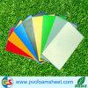 Qualität buntes Blatt PVC-Celuka
