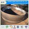 拡張タンク楕円形のヘッド管のエンドキャップ