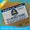 Barato plástico PVC personalización impresa tarjetas de juego