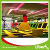 Park van de Trampoline van Liben het 2016 Aangepaste Binnen voor Kinderen en Volwassenen