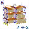 Estante del almacenaje del metal de hoja del fabricante del acero Q235 China