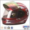 二重Visor Full Face MotorcycleかMotorbike Helmet (FL115)