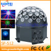 10W LED Stage Big Crystal Ball Party Light