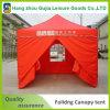 10X10 닫집 천막을 광고하는 공장 도매 주문 Oudoor