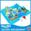Innenspielplatz-Geräten-weiches Spiel (QL-150525E)