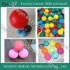 Facotry ha fatto la sfera di gomma del silicone
