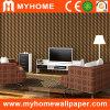 Modern popular 3D Vinyl Wallpaper para Home Decoration