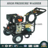 3600psi 10HP zeer belangrijk-Start Dieselmotor Professional Industry Duty High Pressure Washer (hpw-CP186)