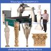 Деревянное роторное цена машины Engraver маршрутизатора CNC 4 осей (JCT1530L)