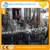 Terminar la máquina de relleno de la producción del jugo automático de la botella de cristal