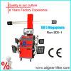 alineación de rueda de elevación automática 3D