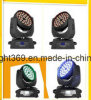 diodo emissor de luz Light de 36X12W Wash Moving Head
