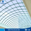 닫집 Glass 또는 Balustrade Glass/Bent Tempered Glass/Laminated Glass/Colored Toughened Bulletproof Glass/Clear/Milk/White Laminated Glass