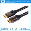 Ethernet à grande vitesse HDMI d'OEM 1080P 4k Am/Am au câble de HDMI