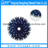 Laser Welded Diamond Blades com  W  Segments para Dry Use