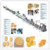 Linha de produção macia ou dura linha do biscoito de processamento maquinaria