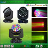 19 parti di 15W Bee Eyes LED Moving Head Beam Zoom Light