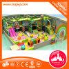 Apparatuur van de Speelplaats van kinderen de Zachte met de Mat van de Spons van het Spel