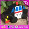 Brinquedo de madeira do carro de 2015 miúdos, brinquedo de madeira do carro da venda quente, carro de madeira encantador do brinquedo, madeira do brinquedo do carro para o bebê W04A203
