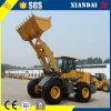 Lader de Van uitstekende kwaliteit van het Wiel van de Hulpmiddelen van de Bouw van de levering 5ton Zl50