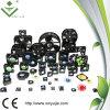 Ventilatore assiale Blushless di CC del ventilatore del ventilatore industriale 5V 12V 24V 25mm-172mm