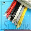 Fibre de verre approuvée des silicones 1.5kv d'UL gainant pour la protection de fil