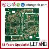 Mehrschichtige 1.0mm 6L V0 OSP industrielle Steuer-Schaltkarte-Leiterplatte