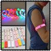 LED-Form-Schmucksache-Armband-blinkende Armbinde für Förderung