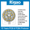Fabricante de MCPCB, PWB largo redondo de aluminio del LED