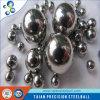 As esferas de aço inoxidáveis do Ex-Estoque com furos vão completamente com furo rosqueado do A M. 5