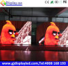 P6 SMD 3535 발광 다이오드 표시를 광고하는 옥외 풀 컬러 높은 광도