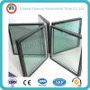 工場価格は窓ガラスのドアのために絶縁された緩和された低いEガラスを薄板にした