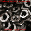 Carbon Steel Class 8 Black Oxide Hex Jam Nut