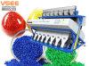 Le RVB réutilisent la machine en plastique de trieuse de couleur