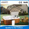 Baquets chauds de balboa de baignoire hydraulique d'intérieur de jacuzzi avec vidéo dvd pour 1 personne