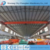 Кран предварительного моста 10ton сталелитейного завода перемещая надземный