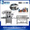 Máquina de etiquetado que encoge automática de la funda y empaquetadora